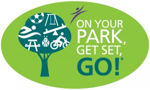 On Your Parks Logo